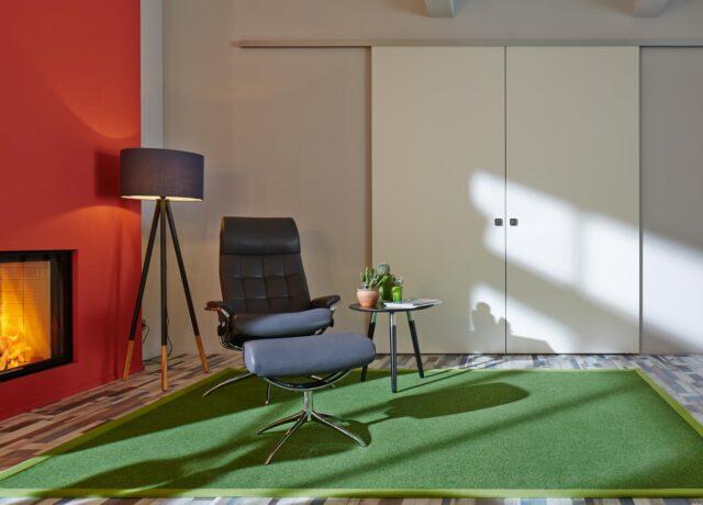 Farben machen Räume lebendig und dekorativ