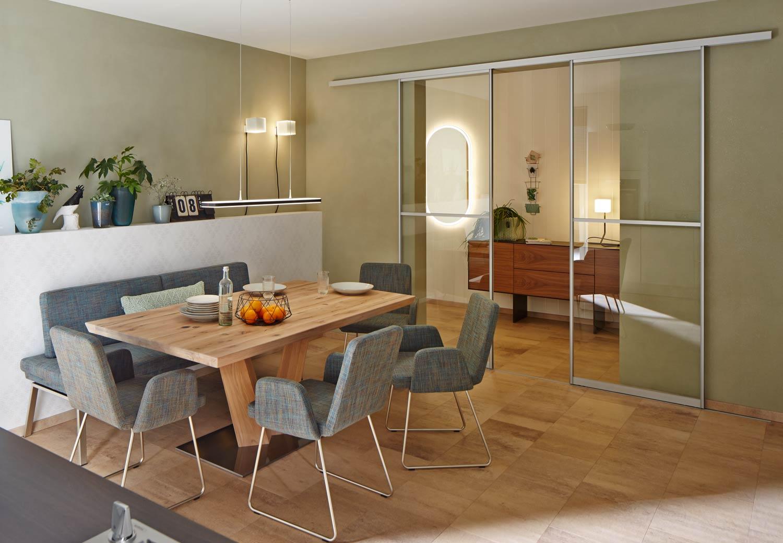 InVIDO Inspiration Schiebetuer Glas