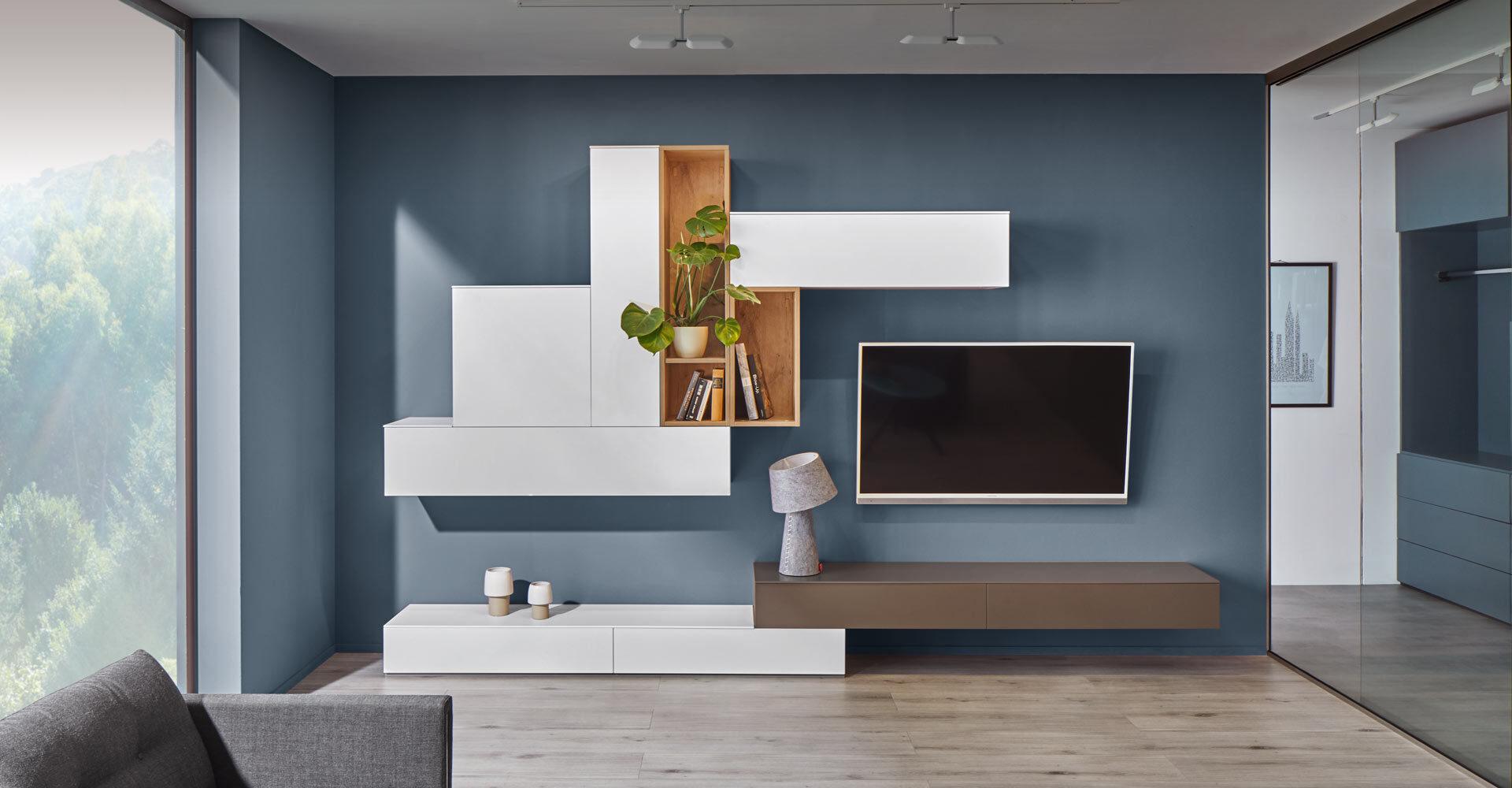 Individuelle Möbelsysteme