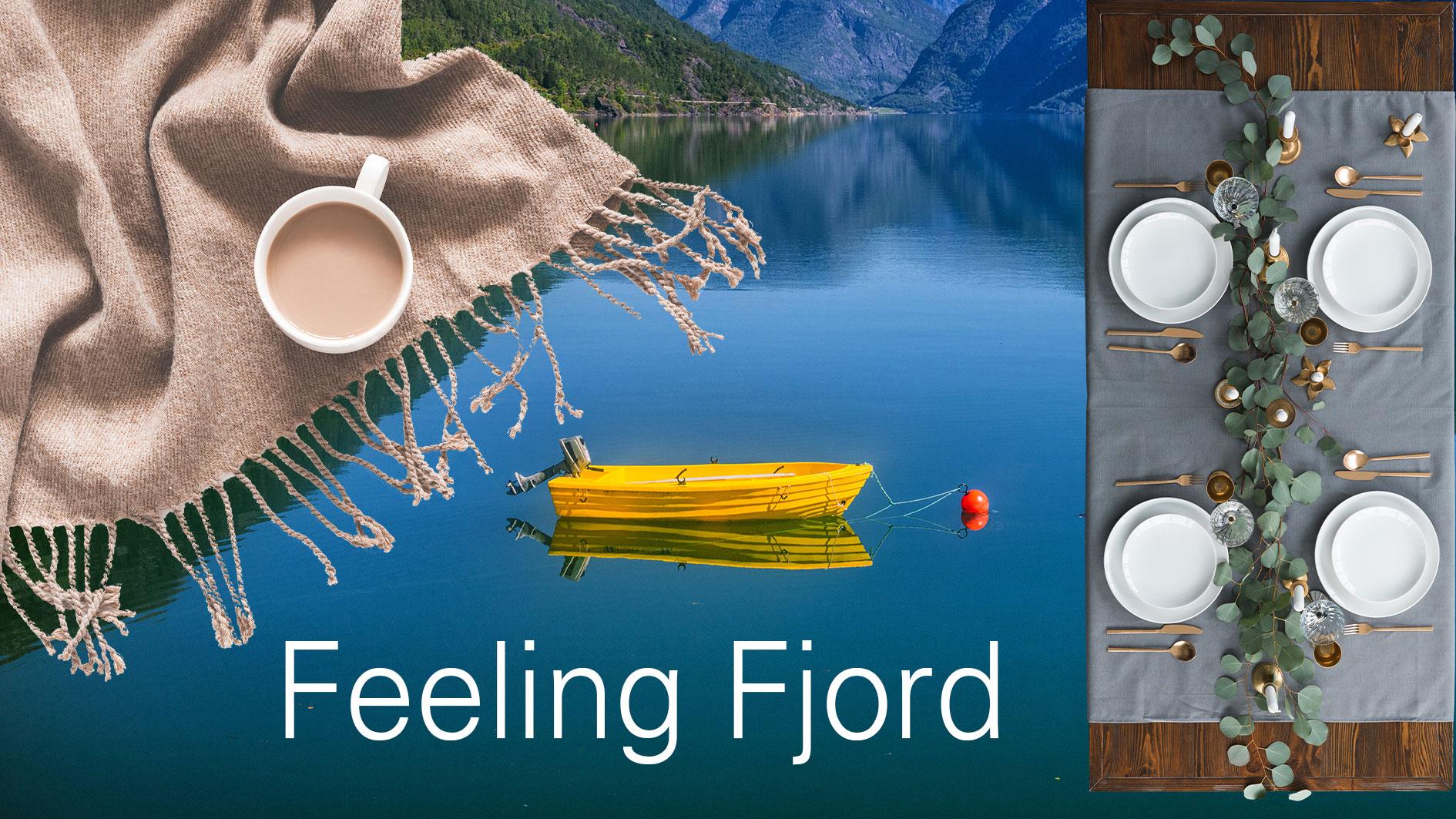 InVIDO Inspirations Feeling Fjord
